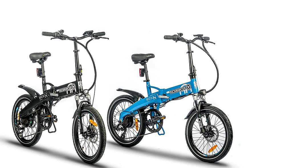 EMotos y Ebicis Torrot
